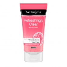 Neutrogena® Refreshingly Clear ексфолиант за лице
