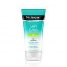 Neutrogena® Skin Detox почистваща и измиваща маска с глина